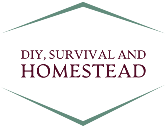 DIY, Survival and Homestead logo